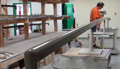 Large Drapery Rod