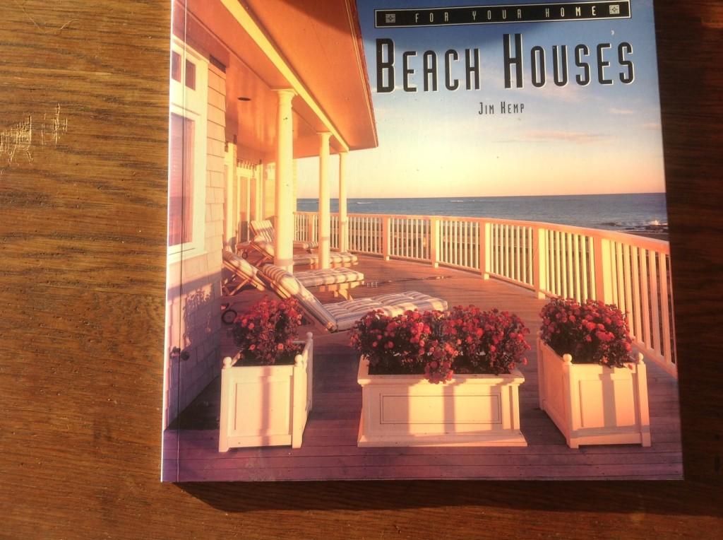 Beach Houses book cover