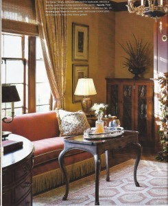 Traditional Home Magazine, Holiday 2008, Page 72