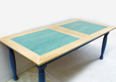 Painted & Glazed Dining Table