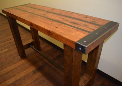 """Ship Door"" Table"