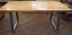 """Trapezoid"" Table."