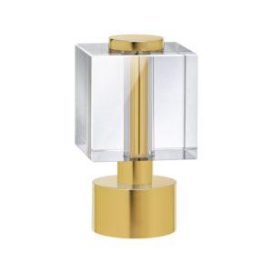 Acrylic Cube Finial