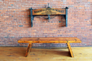 One-of-a-Kind Bench